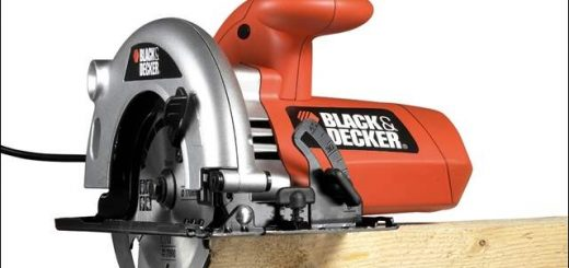 zaga krozna black decker