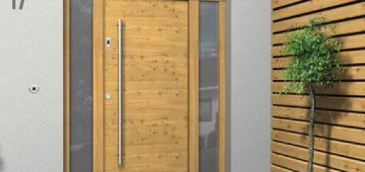 Lesena vrata kli logatec