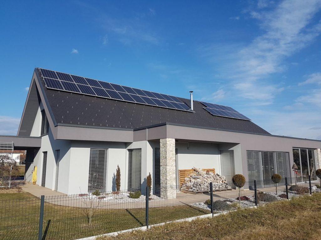 Samooskrbna sončna elektrarna