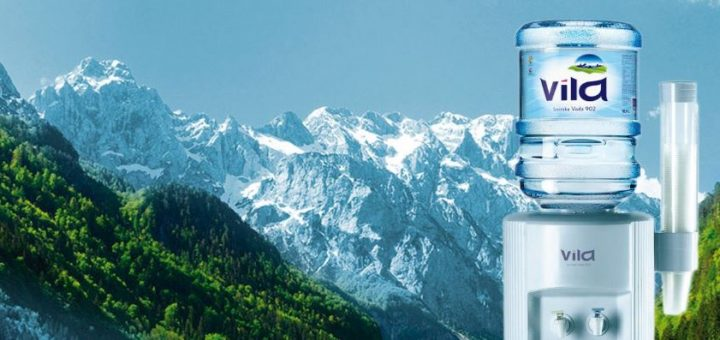 Čista pitna voda