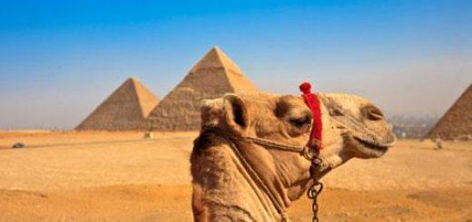 Egipt potovanje