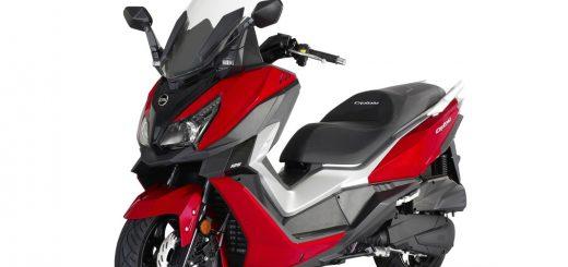 Moped 25 km