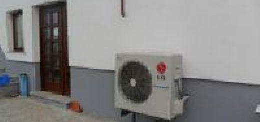 Kako deluje toplotna črpalka zrak voda