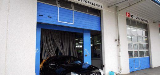 Čiščenje vozila