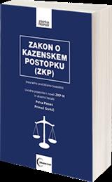 zakon o kazenskem postopku