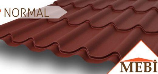 Kvalitetna pločevina za streho