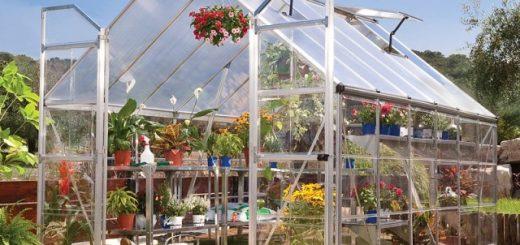 polikarbonatni rastlinjaki