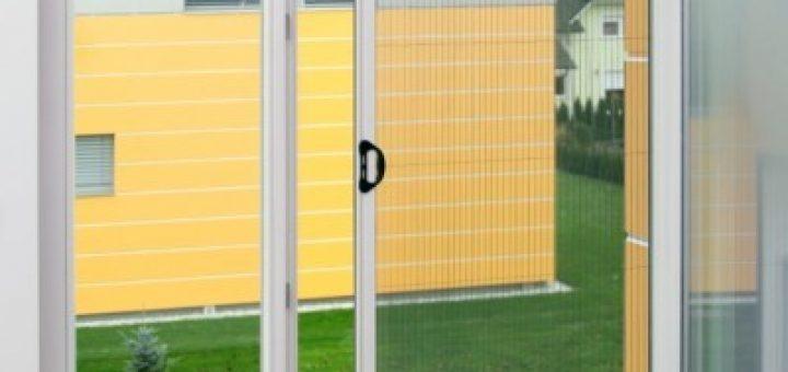 Fiksni komarnik na vratih