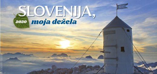 Koledarji s slikami Slovenije