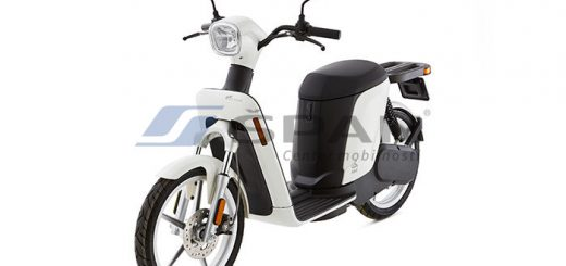 Bel moped
