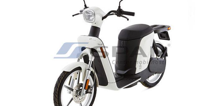 Bel moped