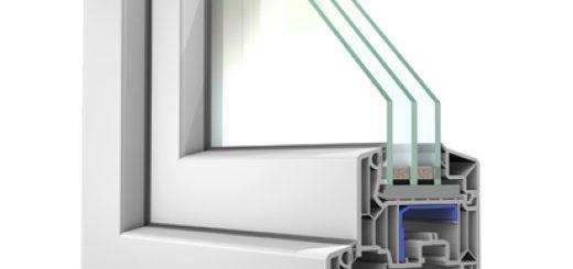 PVC in ALU okna
