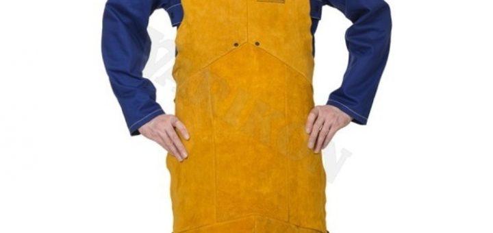 Zaščitna delovna oblačila iz različnih materialov