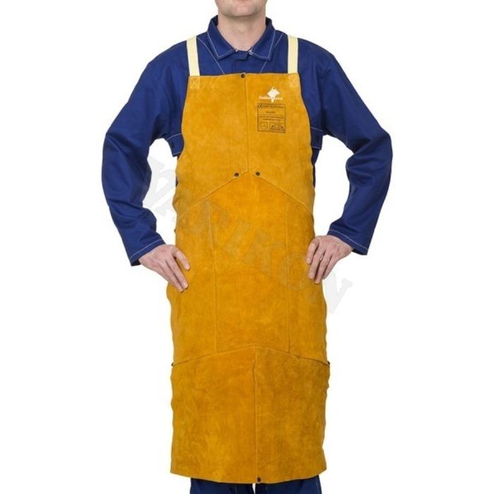 Zaščitna delovna oblačila iz usnja