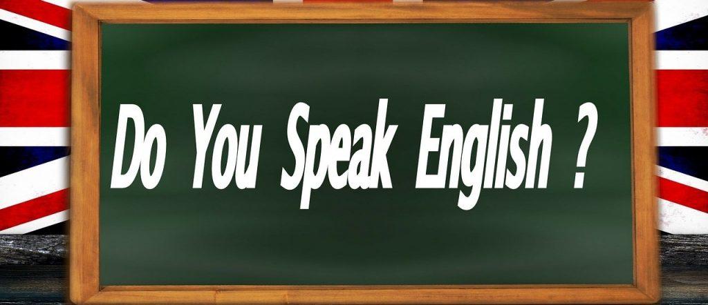 Prevajanje v angleški jezik