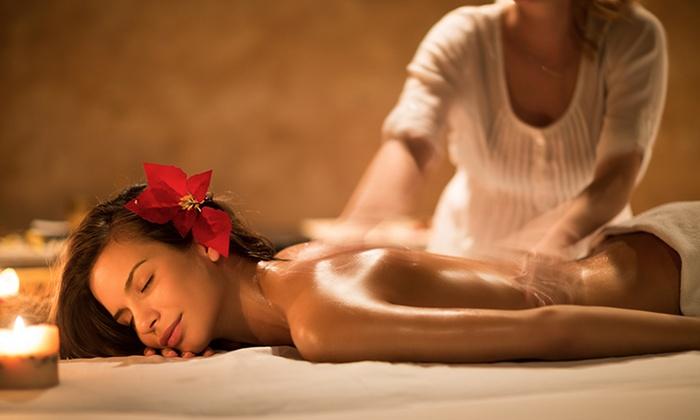 tajska masaža z eteričnimi olji