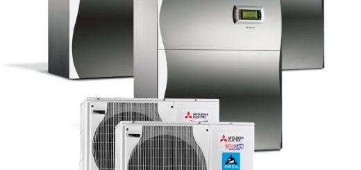 Toplotne črpalke za ogrevanje zrak voda