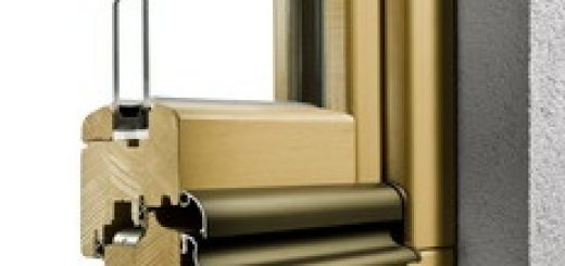 Vrhunsko leseno okno