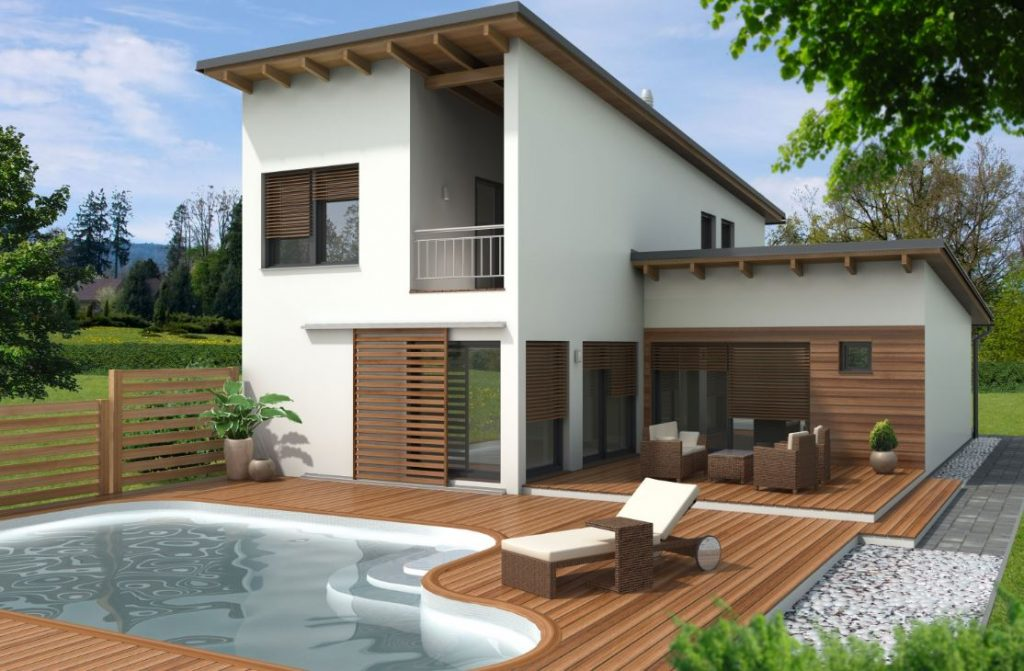 Načrt hiše