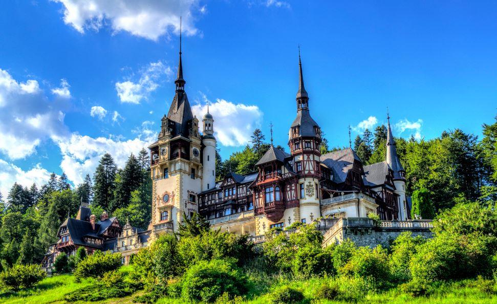 počitnice Romunija