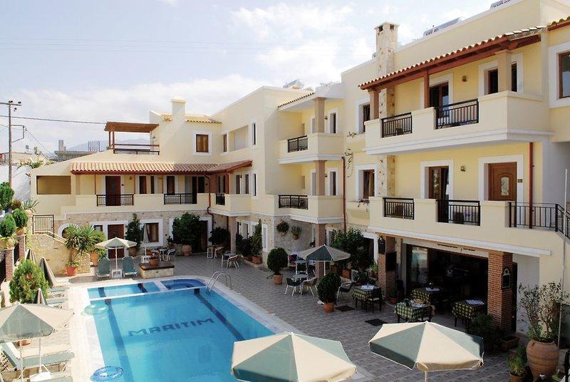 Ponudba apartmajev na Kreti
