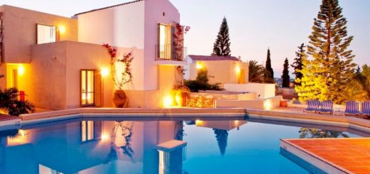 Dopust v apartmaju na Kreti