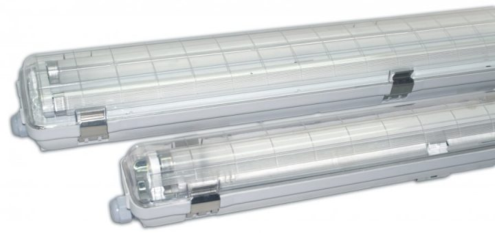 Kakovostna LED razsvetljava za industrijo in gospodinjstva.