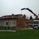 Obnova in gradbeni odri