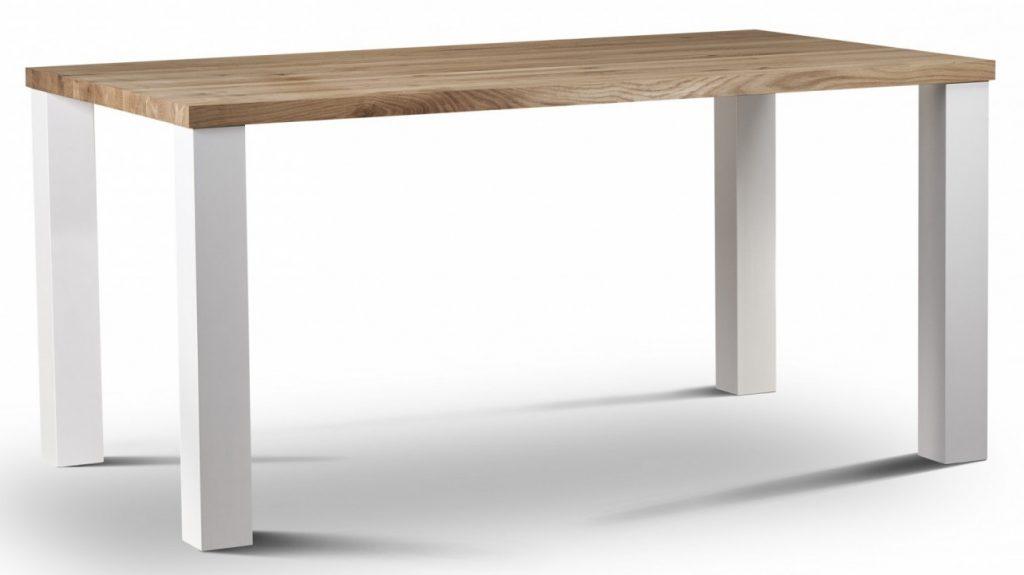 jedilna miza iz masivnega lesa