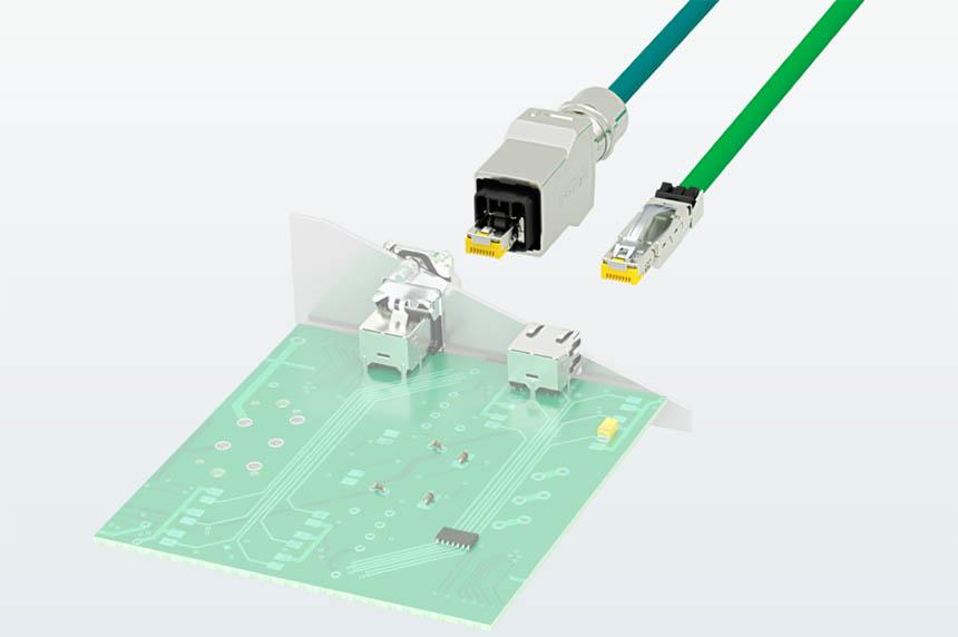 Visoko zmogljivi podatkovni konektorji