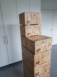 Transportne škatle iz OSB plošč