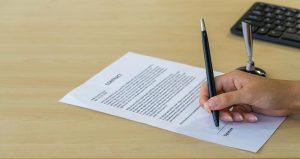 Najemna pogodba za stanovanje naj bo v pisni obliki